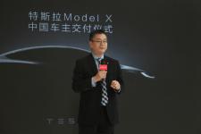 Ren Yuxiang, Tesla Vice-President for Asia-Pacific