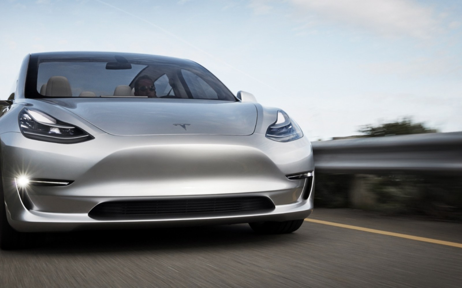 Tesla aims for the Model 3 to be the first mass-market autonomous car