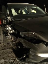 Model X crash Montana 8