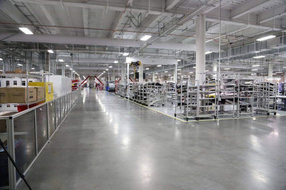 Seth at Gigafactory 1 - 6