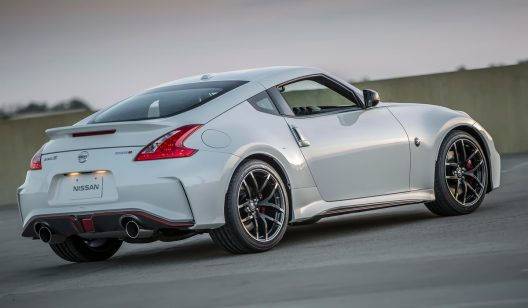 NISMO, the heart and soul of Nissan performance for both the track and on the street, continues to raise the bar for straight-from-the-factory enthusiast vehicles. As the flagship of the Nissan Z® portfolio, the 2017 370Z NISMO embodies the spirit of NISMO – race-proven engineering that is attainable.