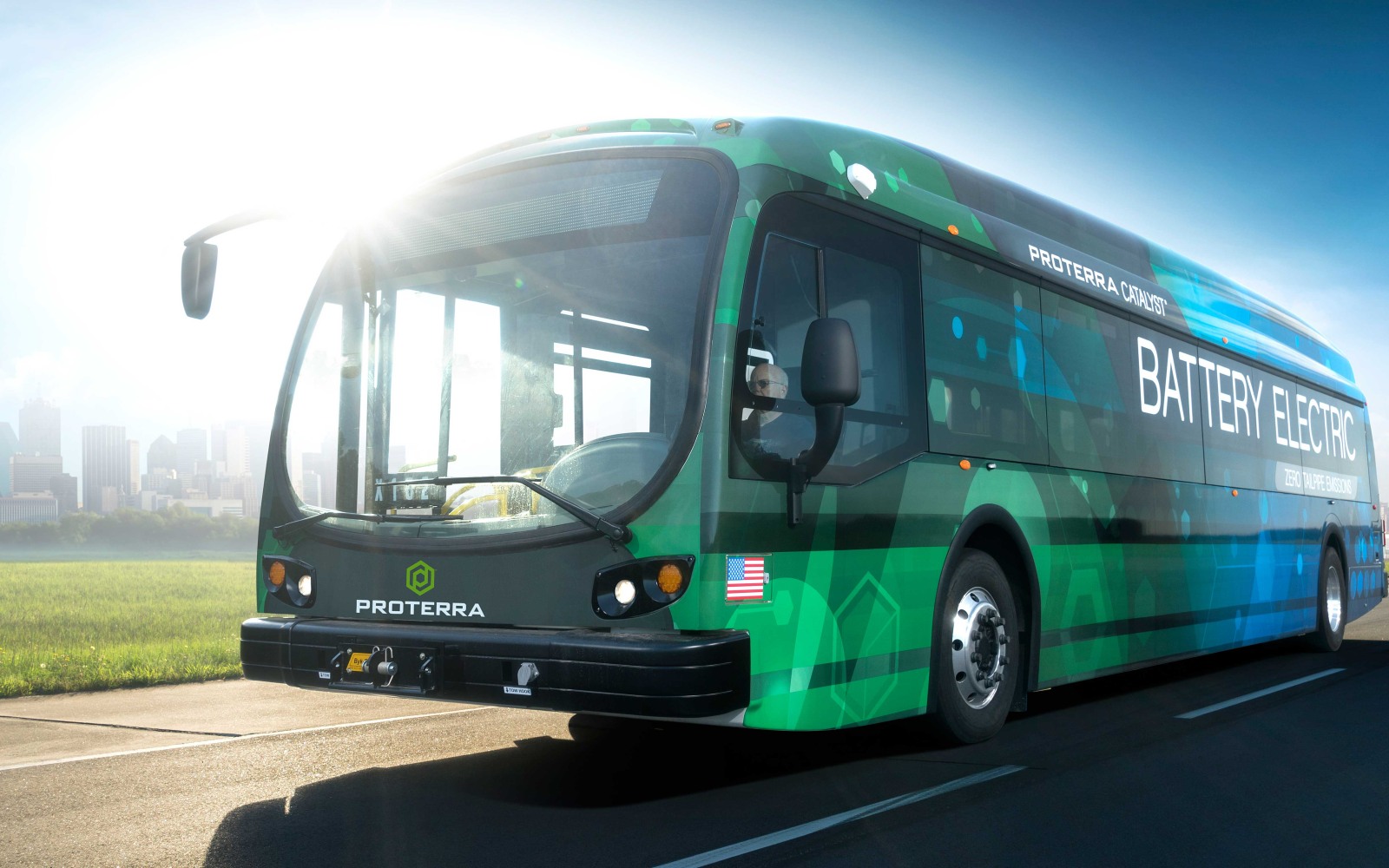 Seattle is getting a massive fleet of all-electric buses, Proterra gets the bulk of the order