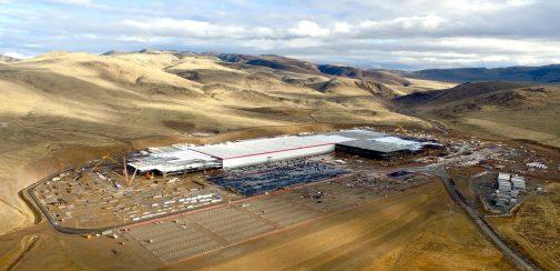 Tesla Gigafactory Oct 2016 - Lance Neveu - Electrek