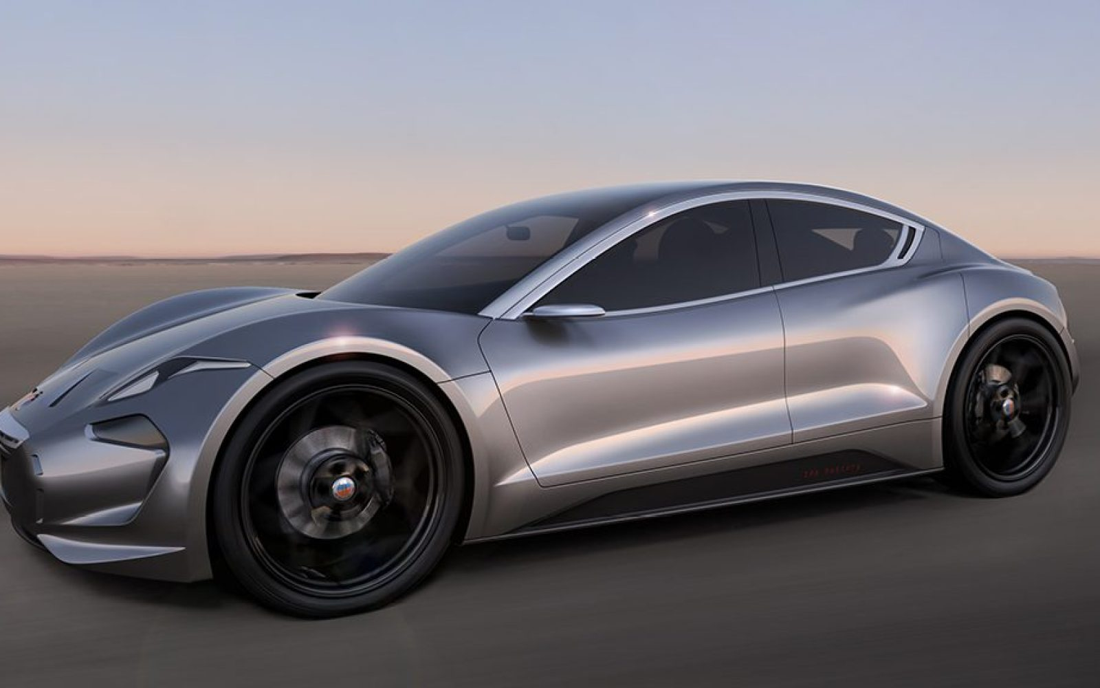 Fisker officially unveils the design of its new electric car ...