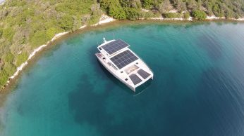 electric catamaran 7
