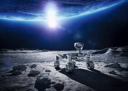 Part-Time scientists' Audi lunar quattro ready to head for the moon