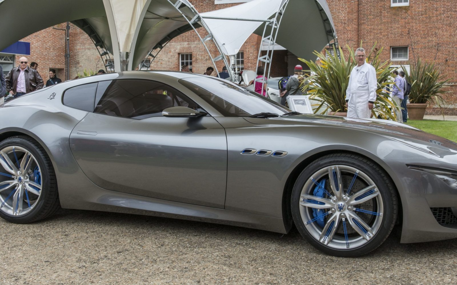 Maserati confirms it will launch an all-electric version of its stunning Alfieri concept car