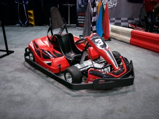 K1SPEED Electric go-kart