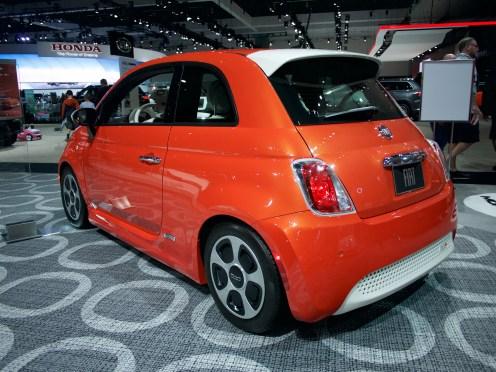 Fiat 500e EV