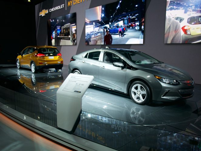 Chevy Bolt EV/Chevy Volt Plug-In Hybrid