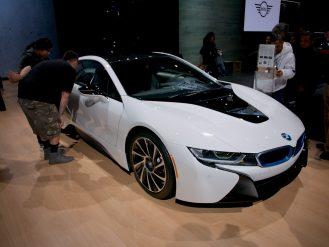 BMW i8 Plug-In Hybrid
