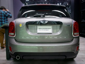 MINI Countryman Plug-in Hybrid Rear