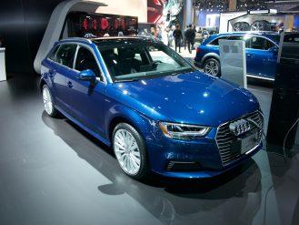 Audi A3 e-tron Plug-in Hybrid