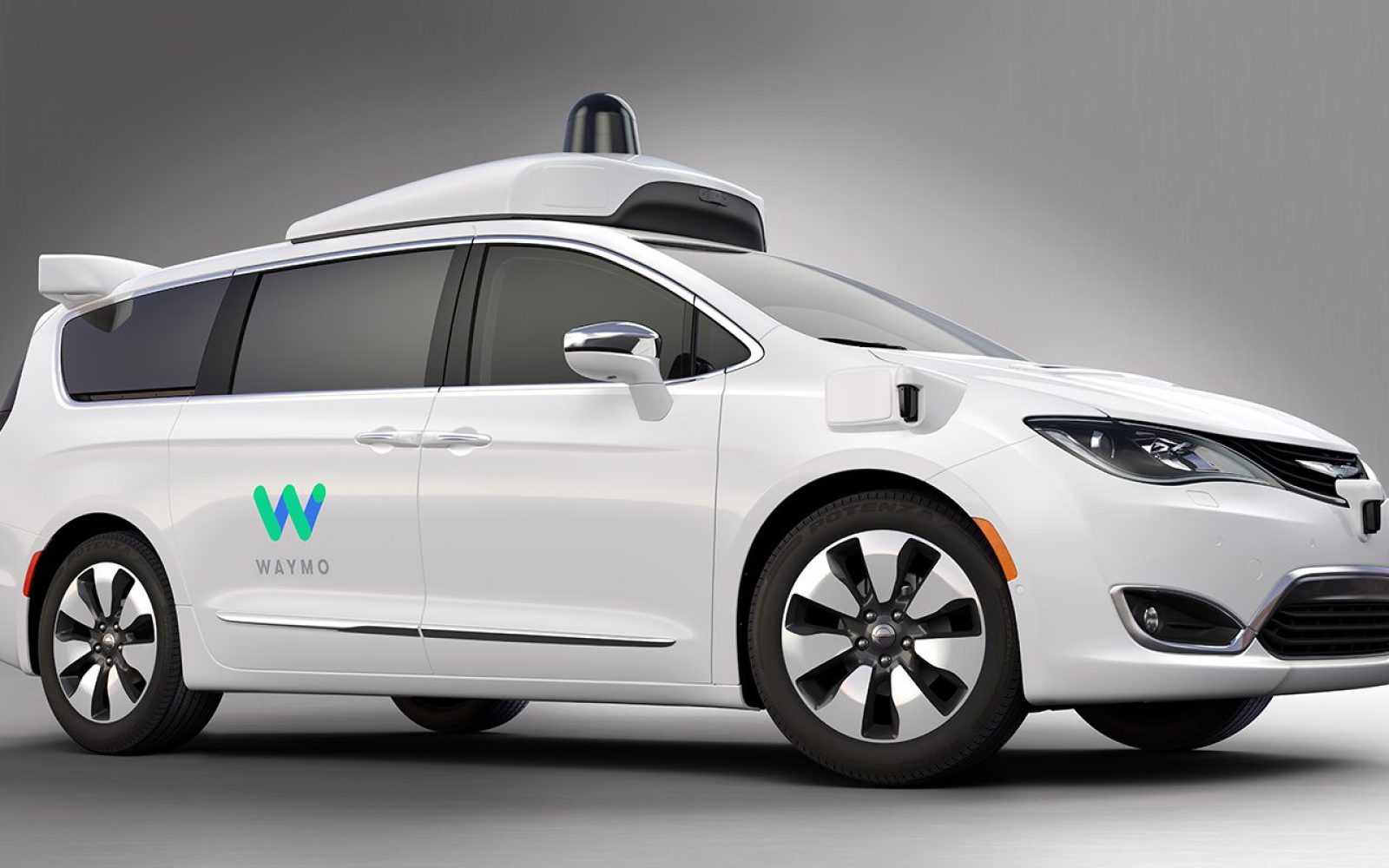 Chrysler And Waymo Unveil The Design Of First Fully Self Driving Electric Chrysler Pacifica 100 Of Them Produced For Test Fleet