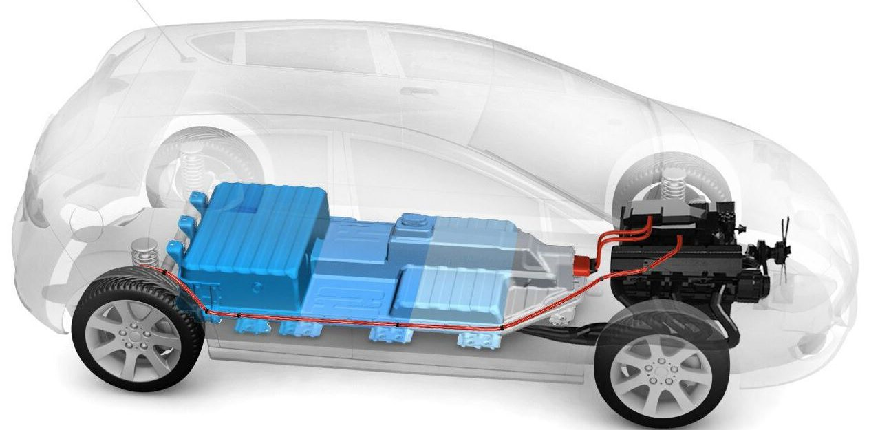 Apple is reportedly working on electric car batteries with China\'s ...