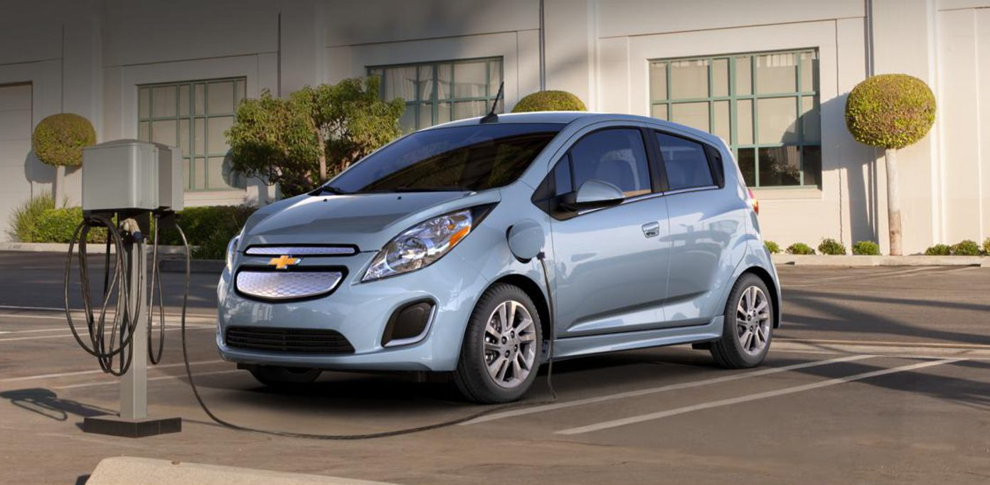 GM Officially Kills The Chevy Spark EV Compliance Car In Favor Of Bolt EV