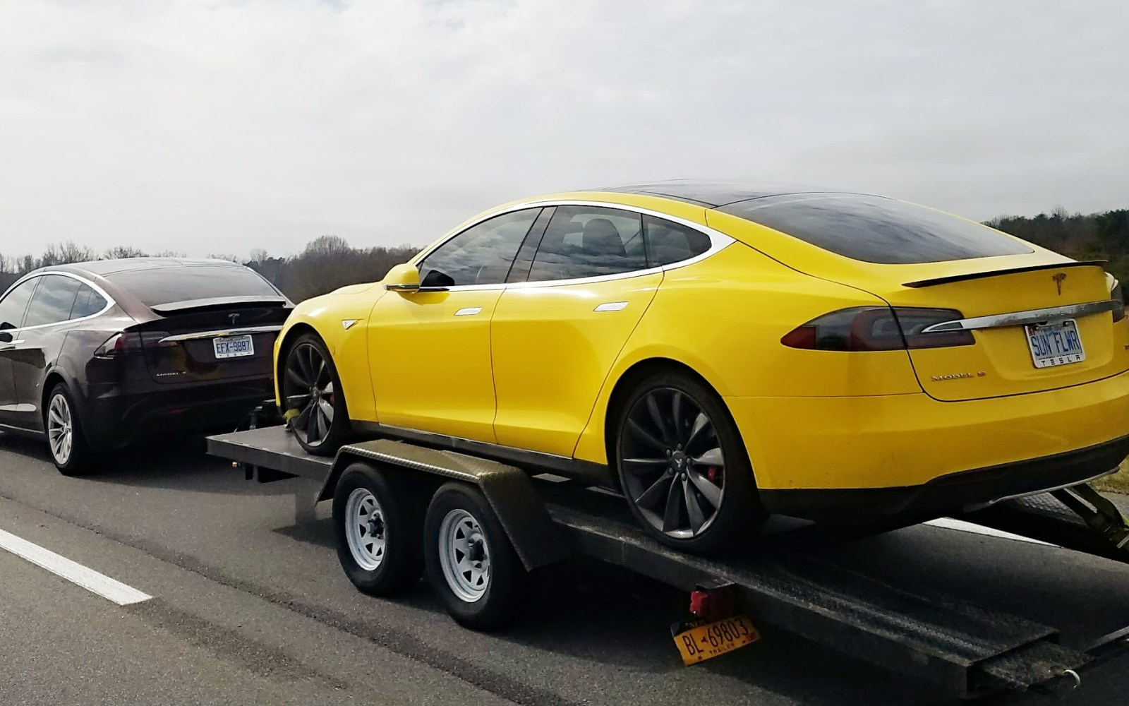 A look at the first real tuned-Tesla Model S: P85 turned into a 'P90++' with 30% more horsepower