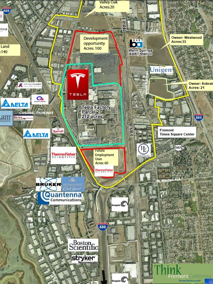 Audi Bay Area >> Tesla expands in the Bay Area ahead of Model 3 launch, new BART station opens to enable growth ...
