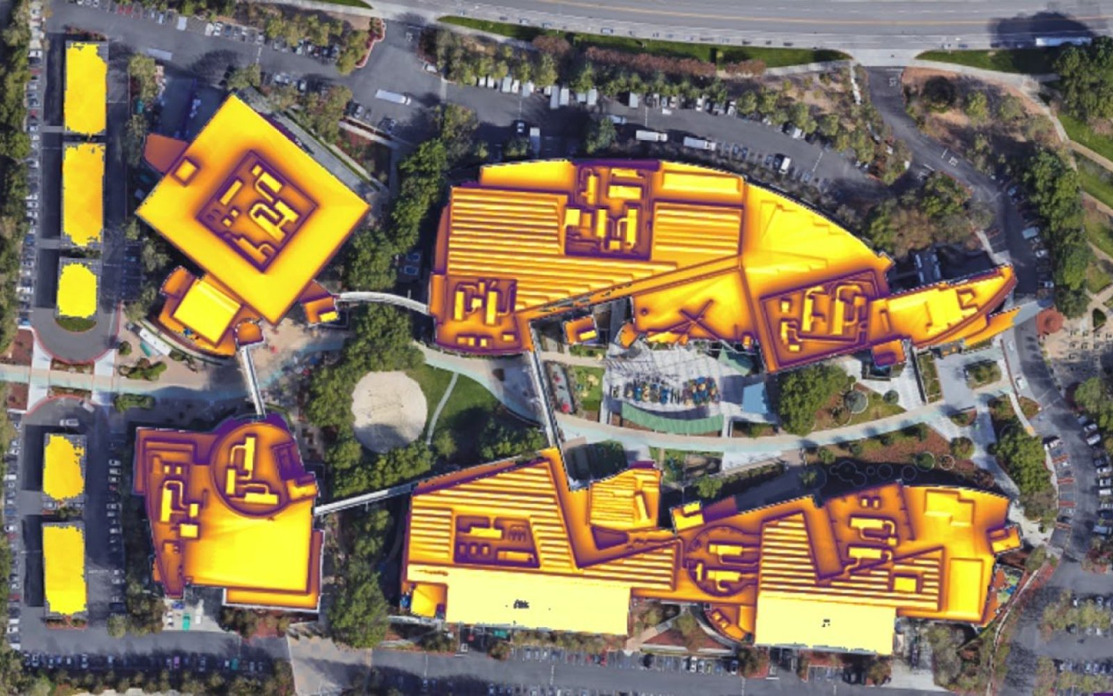 Google S Project Sunroof Data 79 Of Us Rooftops Analyzed