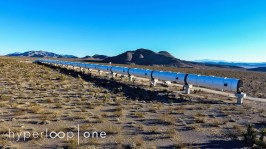 hyperloop one test track 2017 2