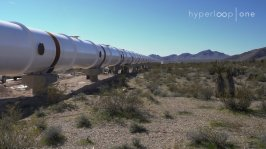 hyperloop one test track 2017 5