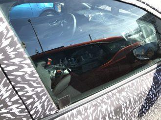 2nd gen 2018 Nissan Leaf interior photo Electrek 4