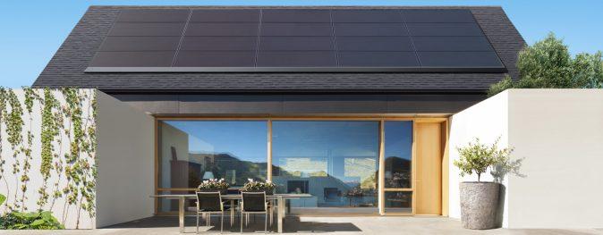 Tesla solar panels 1