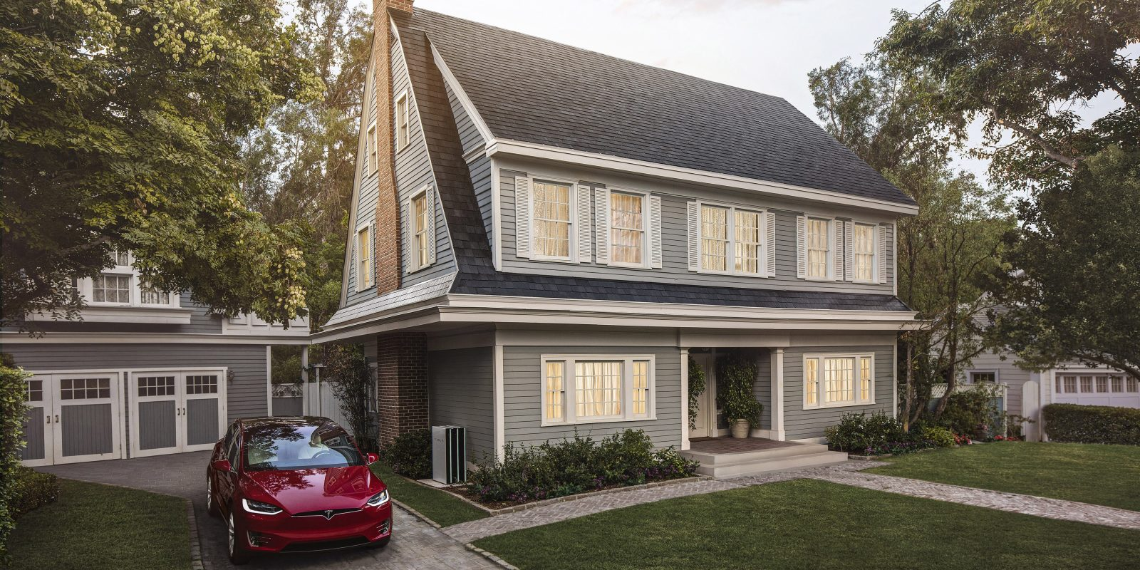 Tesla's solar roof tiles are already sold out 'well into 2018'