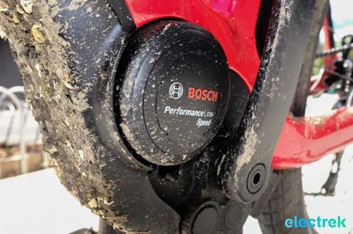 Bosch Performance Line Speed Trek Super Commuter 8 Electric bike bicycle Electrek-120