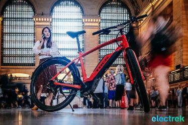 Grand Central Station Trek Super Commuter 8 Electric bike bicycle Electrek-126