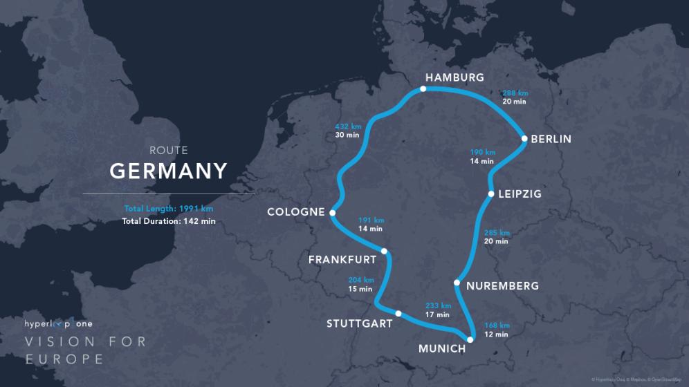 Hyperloop Germany