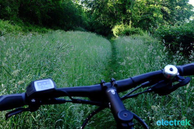 Old Croton Aquaduct Trail Trek Super Commuter 8 Electric bike bicycle Electrek-103