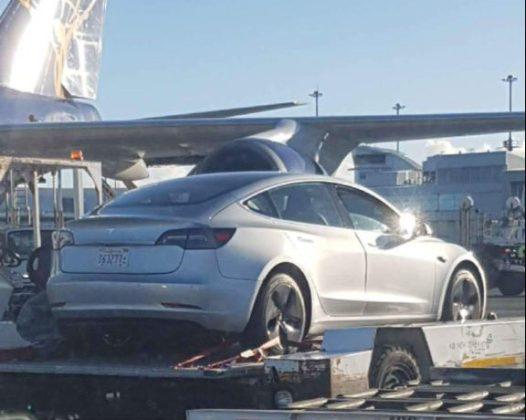 Tesla Model 3 auckland