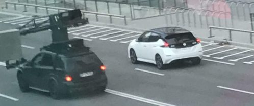 next-gen Nissan Leaf 3