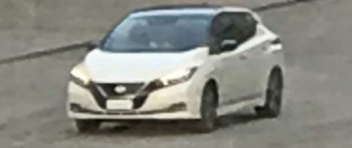 next-gen Nissan Leaf 4