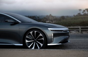 Lucid Air prototype 2