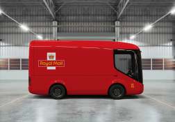 Royal Mail Arrival Truck image 2