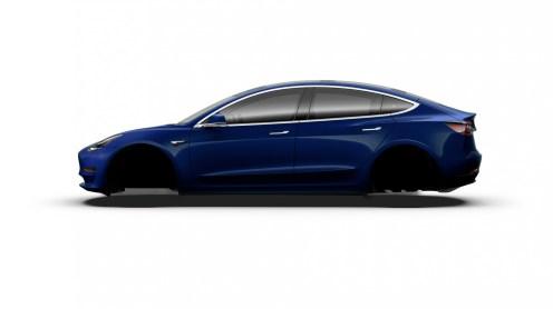Model 3 blue 2