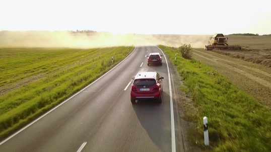 Record-breaking 750 km trip for Opel Ampera-e