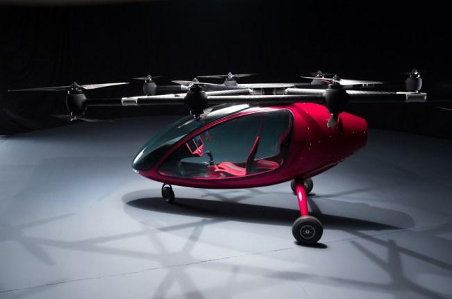 Passenger drone 1