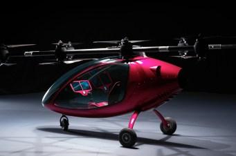 Passenger drone 3