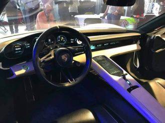 Porsche Mission E 10