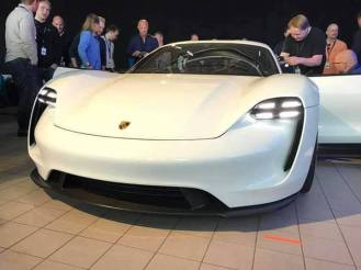 Porsche Mission E 6