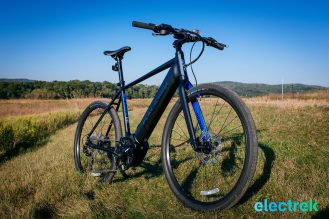 Raleigh Redux IE electric bicycle (7 of 39)