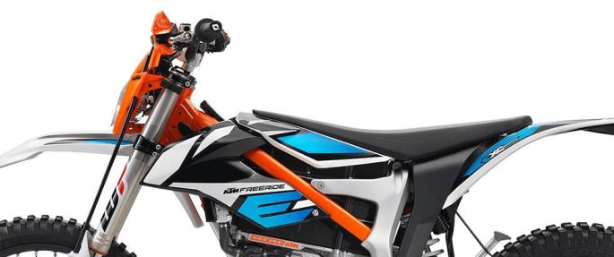 bodywork KTM unveils 2018 Freeride E-XC with 50 percent more battery