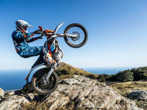 KTM unveils New Freeride E-XC and announces future e-mobility plans0005