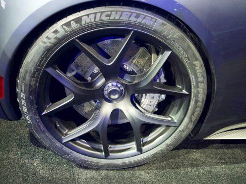 roadster tire rear
