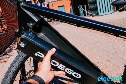 Pedego Ridge Rider electric bicycle - electrek Review (4 of 7)