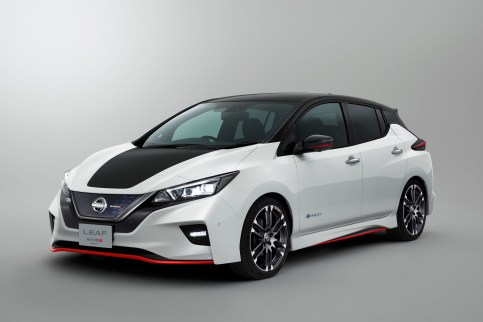 YOKOHAMA, Japan (Dec. 28, 2017) Ð Nissan will display 15 exciting models equipped with the latest custom and after-market parts at the Tokyo Auto Salon 2018, from Jan. 12-14.