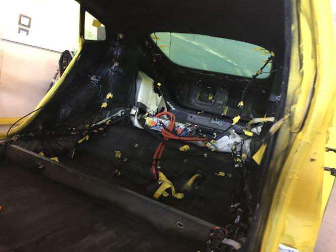 Armormax Bulletproof Tesla Model S P100D